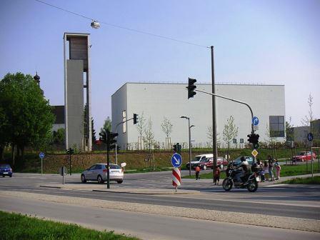 Bild Kirche St. Franziskus Regensburg