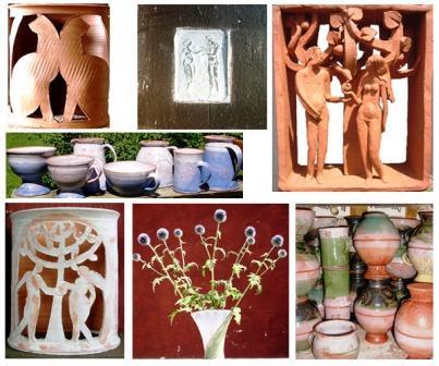 Bild Usedom Keramik Bannemin