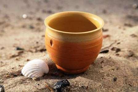 Bild strandgut keramik Kalsow
