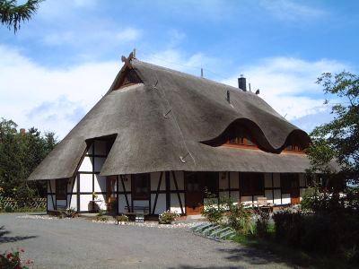 Bild Boddenkeramik im Töpperhus Nienhagen