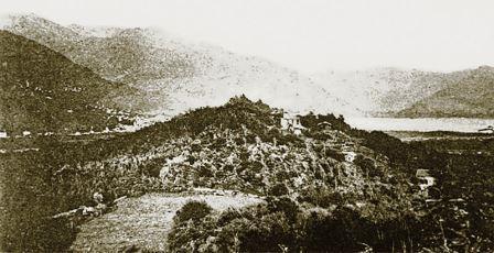Bild Gusto Gräsers Grotte bei Ascona
