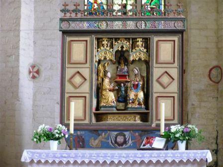Bild Kloster St. Marien Verchen