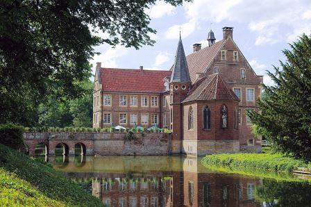 Bild Burg Hülshoff