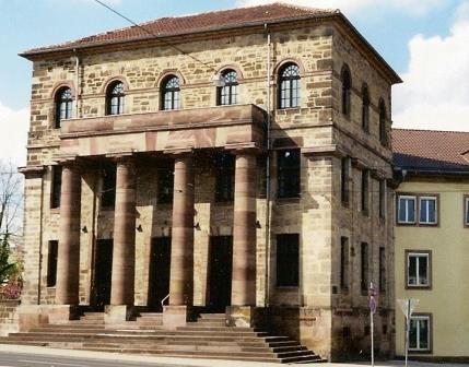 Bild Wilhelmshöher Tor Kassel