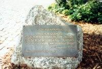 Bild Goethe Gedenkstein Garbenheim