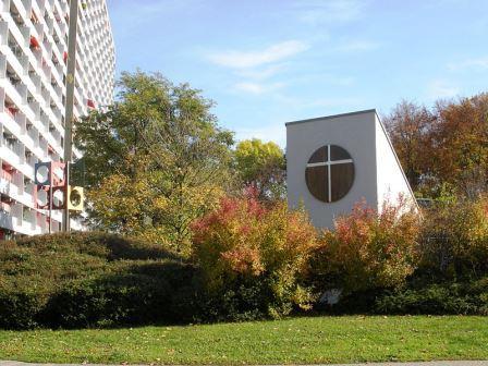 Bild Ökumenische Kapelle und Gemeindezentrum Asemwald