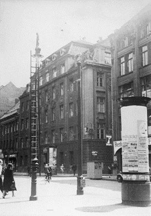 Bild Rosenstraße Berlin