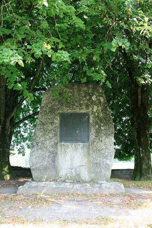 Bild Zwingli Gedenkstein Kappel
