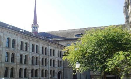 Bild Institut für Schweizerische Reformationsgeschichte Zürich