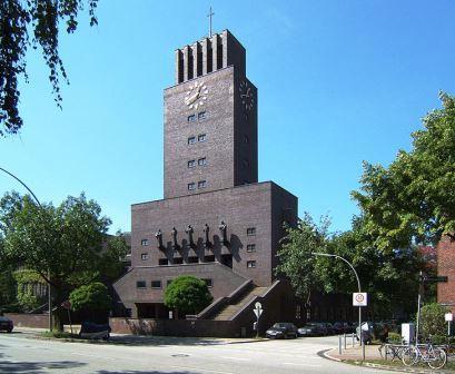 Bild Bugenhagenkirche Hamburg