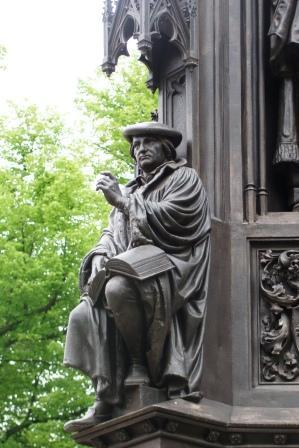 Bild Rubenow Denkmal Greifswald