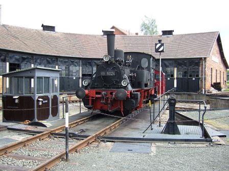 Bild Deutsches Dampflokomotiv Museum Neuenmarkt