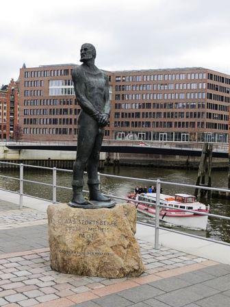 Bild Störtebeker Denkmal Hamburg