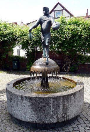 Bild Störtebeker Brunnen Verden