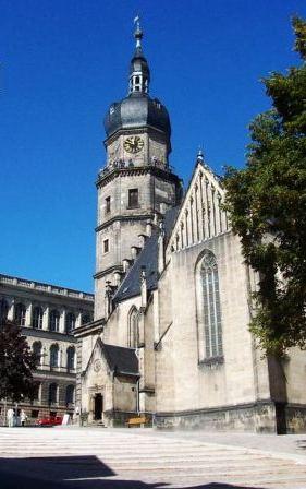Bild Kirche St. Bartholomäi Altenburg