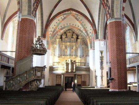 Bild Kirche St. Nikolai Jüterbog
