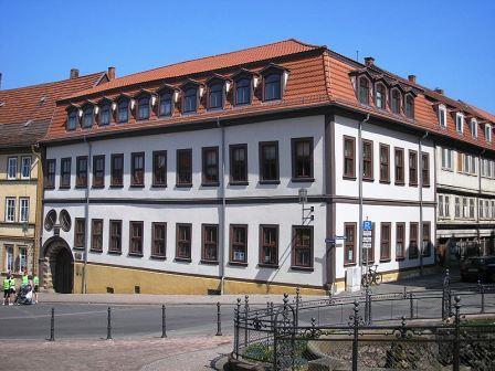 Bild Cranach Haus Gotha