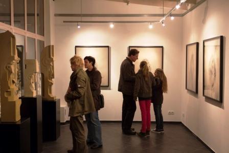 Bild Galerie jetzt am Dellplatz