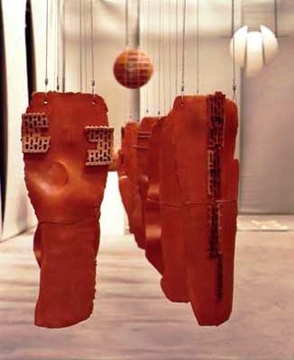 Bild Ton Skulptur Installation Warburg