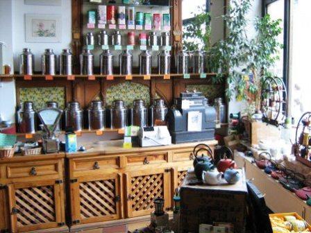 Bild Berliner Teesalon