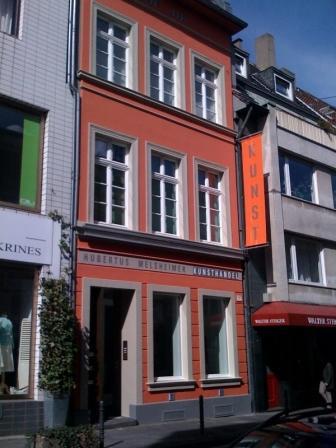 Galerien klassische moderne in k ln for Klassische moderne