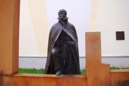 Bild Caspar David Friedrich Denkmal Greifswald