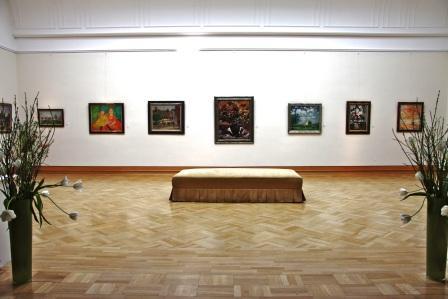 Bild Galerie G. Paffrath Düsseldorf