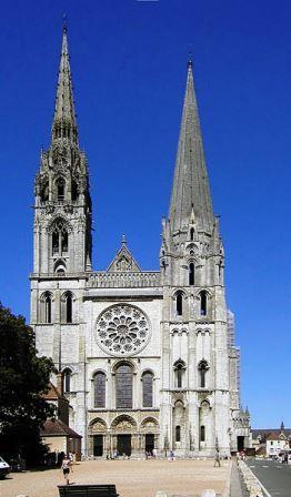 Bild Kathedrale Chartres