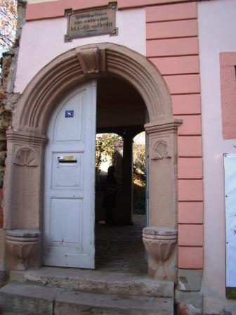 Bild Herder Wohnhaus Weimar