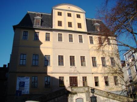Bild Altes Gymnasium Weimar