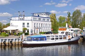 Bild Hafenhotel Pommernyacht Ueckermünde