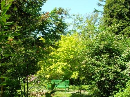 Bild Botanischer Garten Loismann Ibbenbüren