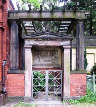Bild Dreifaltigkeitsfriedhof II Berlin
