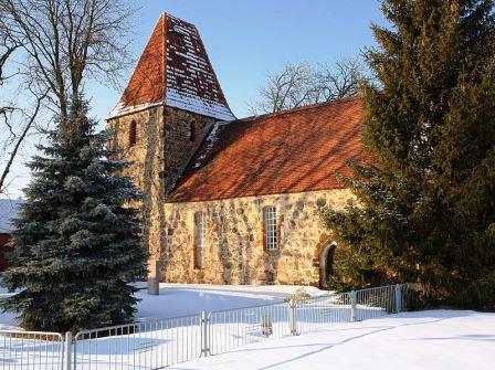 Bild Dorfkirche Wiepersdorf