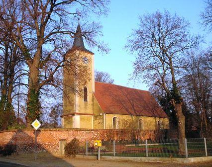 Bild Kirche Nennhausen