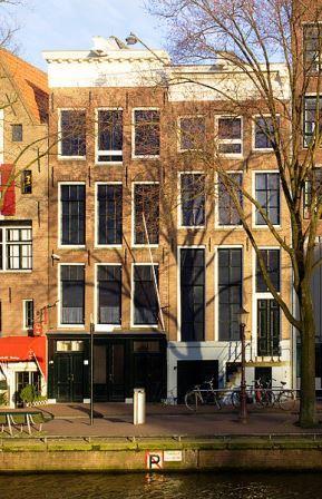 Bild Anne Frank Haus Amsterdam