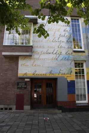 Bild Anne Frank Montessori Schule 6 Amsterdam