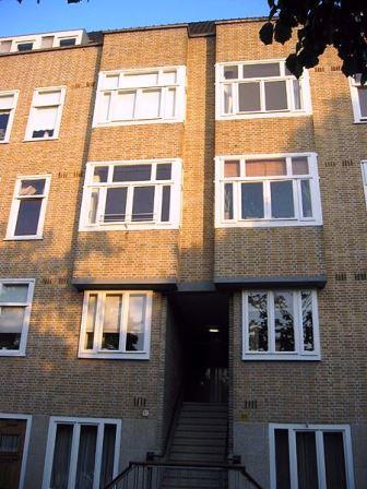 Bild Wohnhaus am Merwedeplein Amsterdam