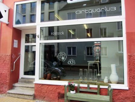 Bild Produzentengalerie Artquarium Rostock