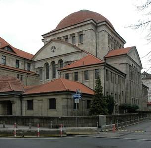 Bild Westendsynagoge in Frankfurt am Main
