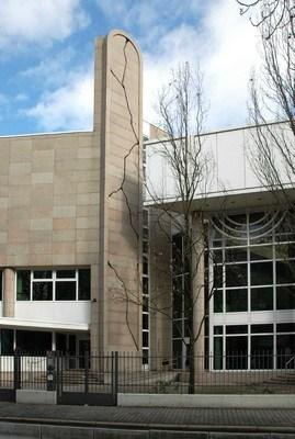 Bild Jüdisches Gemeindezentrum Savignystraße Frankfurt am Main