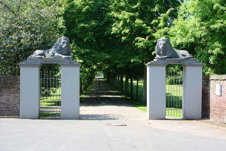 Bild Stammheimer Schlosspark Köln