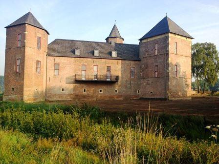 Bild Burg Zelem Kranenburg