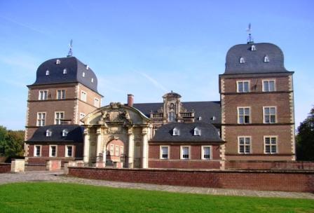 Bild Schloss Ahaus