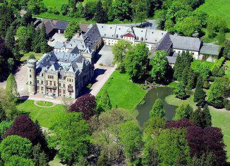 Bild Schloss Herdringen Arnsberg