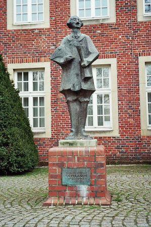 Bild Schlaun Denkmal Nottuln