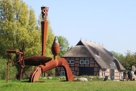 Bild Skulpturenpark Katzow