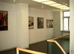 Bild Galerie hinter dem Rathaus Wismar