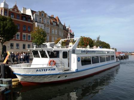 Bild Hafenrundfahrt Stralsund