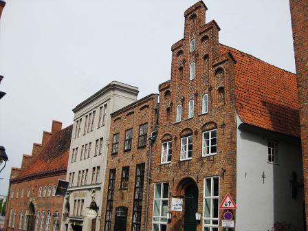 Bild Altes Backhaus Lübeck